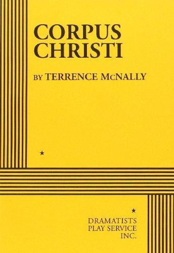 Corpus Christi - Acting Edition by Terrence McNally (1999) - Shopping Christi Corpus