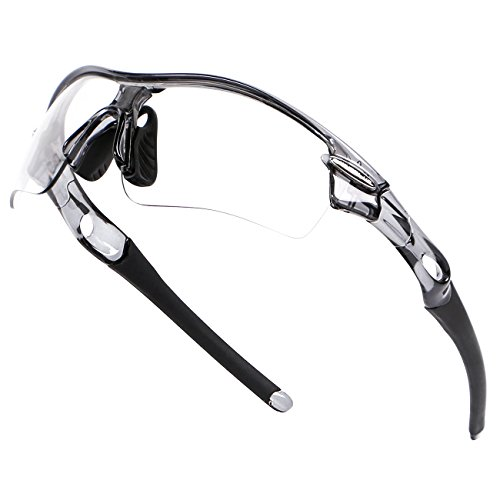 Sports Sunglasses WHEEL UP Photochromic 3 Lens Polarized Anti-UV400 Explosion-proof PC Intelligence Lenses Aerodynamics MTB Cycling Glasses Bike - Cycling Photochromic For Sunglasses