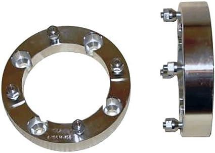 SuperATV WSP3 Wheel Spacer 1.5 Inch Pair For 4x156mm Bolt Pattern Polaris /& Bobcat