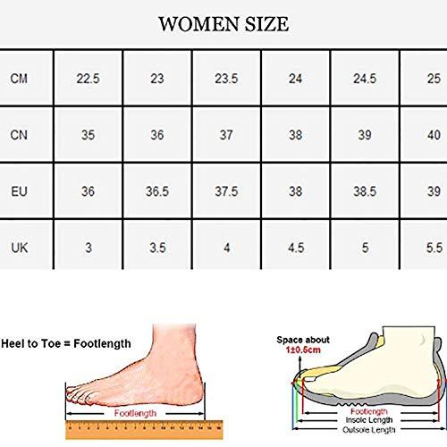 khaki In eu36 Scarpe Stivali Di uk3 Velluto Piedi Studente Donna E Leggere Peas Da Pelliccia Calda Retrò Shoes Versatile Neve Ux6CUvtqTw