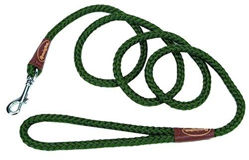 Remington Rope (Remington Coastal Pet R0206 GRN06 Rope Leash, 72-Inch, Green)