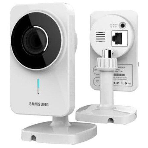 Samsung SNH-1011N SmartHome WLAN Netzwerk Kamera weiß