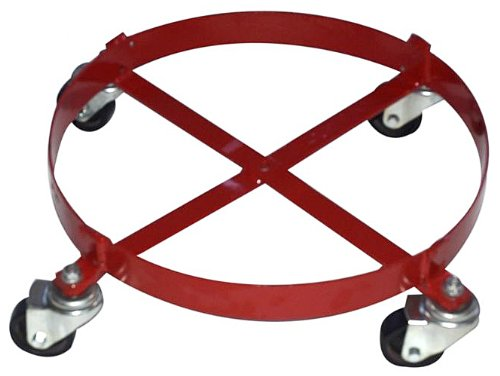 Milwaukee Hand Trucks 40145 30-Gallon Drum Dolly