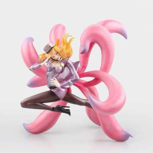 the Nine Tailed Fox Idol Singer Pink Ver 9