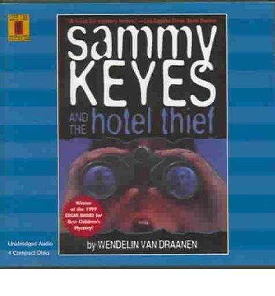 Sammy Keyes and the Hotel Thief (4 CD Set) (Sammy Keyes (Audio))