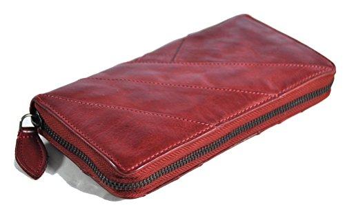 Jockey Club Portamonete, Rot (rosso) - 8766