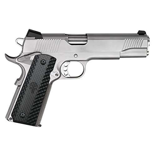 EXEL 1911 Full Size Carbon Fiber Grips, Free Screws included