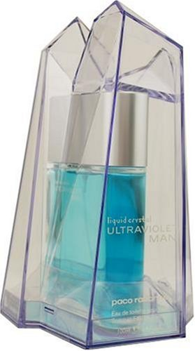 Amazon Com Ultraviolet Man Liquid Crystal By Paco Rabanne For Men