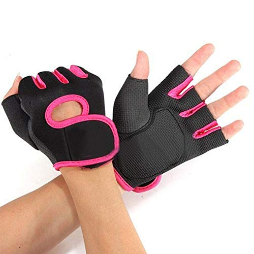 Flammi Women's Exercise Gloves Fitness Gym Workout Gloves Fundamental Training Gloves