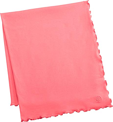 (Coolibar UPF 50+ Sun Blanket - Sun Protective (One Size- Sunset Coral))