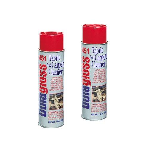 Duragloss Fabric & Carpet Cleaner (FC) #451 - 2 PACK
