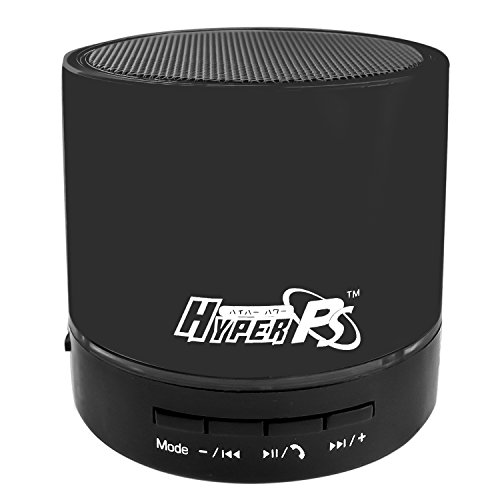 HyperPS - Bluetooth Mini Super Bass Speaker - Supporting Mic