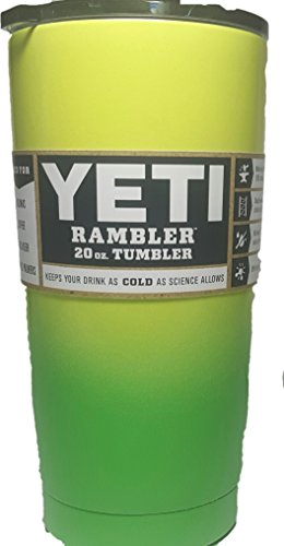 Yeti Rambler Tumbler 20-ounce, Stainless Steel, with Lid, Cu
