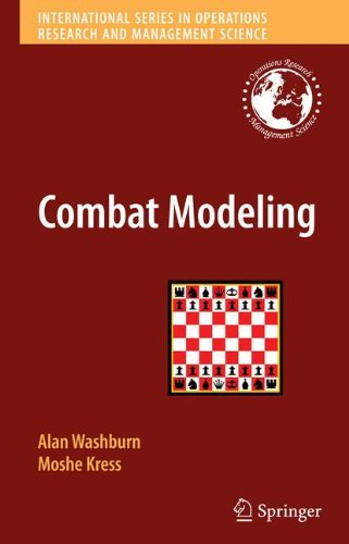 Combat Modeling (International Series in Operations Research & Management Science)