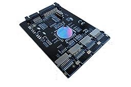4 Micro SD to 22 Pin SATA Converter Card