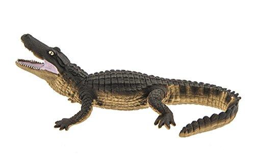 Safari Ltd  Wild Safari Wildlife Alligator -