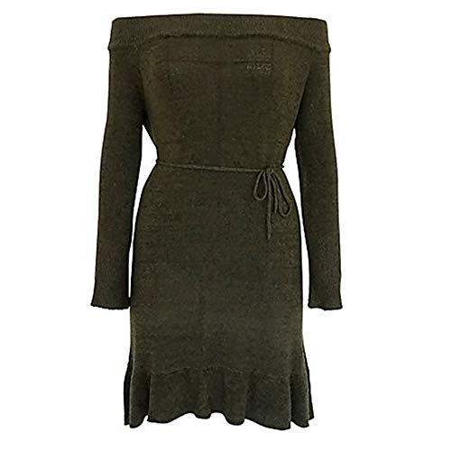 Vaina Un Mujer Mini XL TTSKIRT Green Color Vestido 7w566Hxq