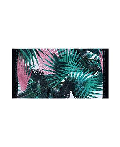 Body Glove Extra-Large Palm Leaf Beach Towel, 70