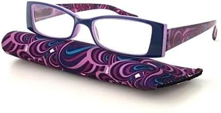 Calabria Victoria Designer Reading Glasses