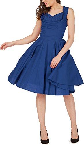 Classique Roi 50 'Aura' Robe Bleu BlackButterfly Clarity Annes tqUnA