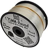"Filabot 910175 Taulman 910 Alloy, 1.75"" Filament Diameter, Natural"
