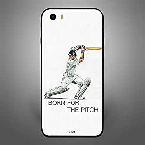 iPhone SE Born for the pitch