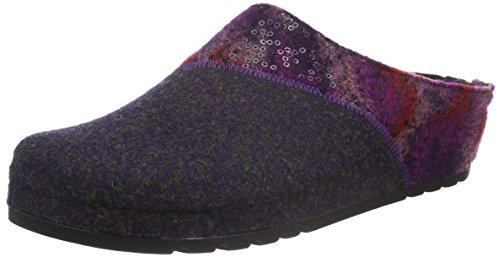 Rohde Damen Riesa Clogs Violett (Violett 58)
