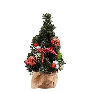 Christmas Decoration Mini Christmas Tree Desktop Ornament