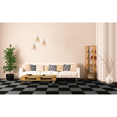 Peel and Stick 12x12 Self Adhesive Carpet Tiles Do...