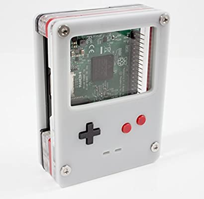 The GameBerry Retro Case for the Raspberry Pi3B+, 3, Pi 2, and Pi B+