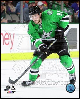 Tyler Seguin 2013-14 Action Art Poster PRINT Unknown 8x10
