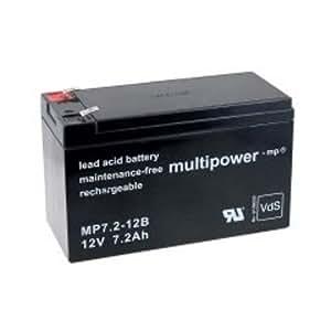 Batería de Calidad – Batería para UPS APC Back-UPS ES 700 - 12V - Lead-Acid - PB