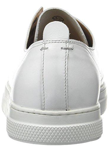 Schmoove Herren Spark Soft Glass Flach Blanc (white)