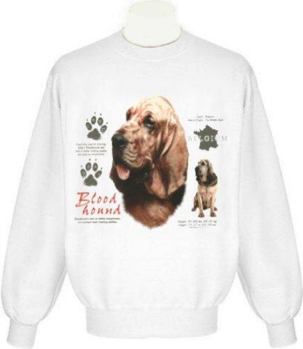 Blood Hound Sweatshirt (Hound Adult Sweatshirt)