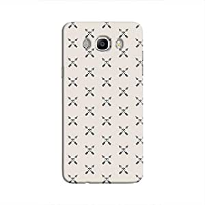 Cover It Up - Crossed Arrows Galaxy J5 2016Hard Case