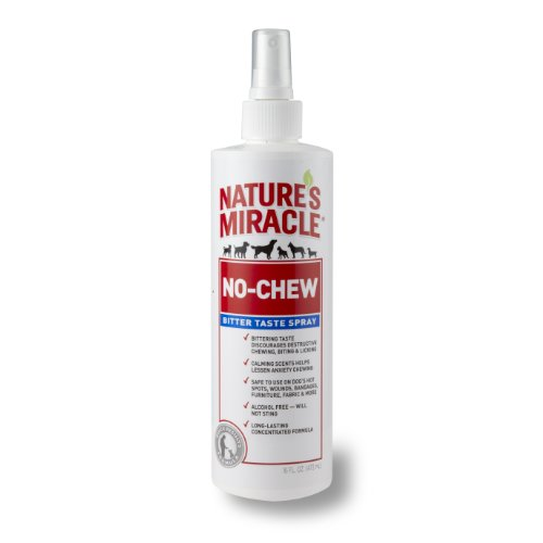 Natures Miracle No Chew Bitter 16 Ounce product image