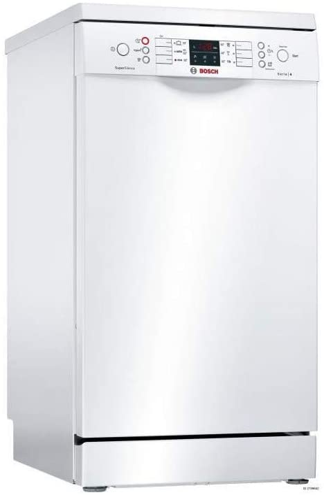 Bosch Serie 4 SPS46IW01E lavavajilla Independiente 9 cubiertos A+ ...