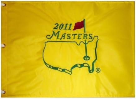 B009PIFRYC 2011 Masters Embroidered Golf Pin Flag - Charl Schwartzel Champion 41uhNB8Cv2L