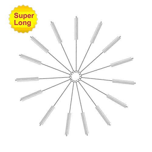 Vencetmat Drinking Straw Cleaning Brushes Set 10.5