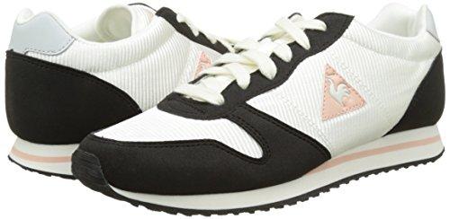 S Coq marshmallow ro Para Mujer Zapatillas nylon Sportif Alice Blanco black Le AtUZ4q