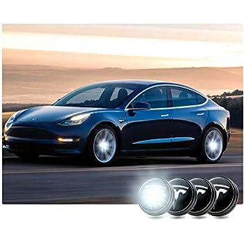 R RUIYA Tesla Model 3 S X Accessory 4PCS Wheel Lights LED