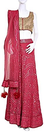 Lehenga Cholis For Women - Xl, Pink