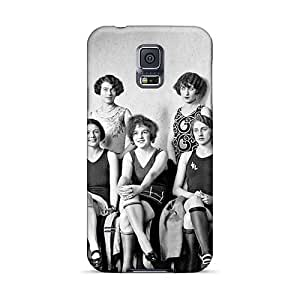High Quality Phone Case For Samsung Galaxy S5 With Custom High-definition Massive Attack Band Pictures CharlesPoirier