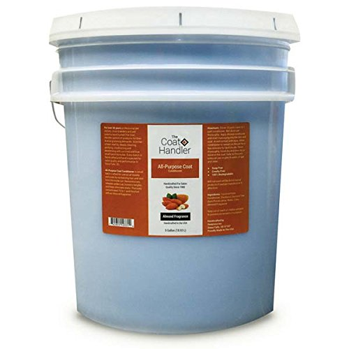Coat Handler ZX52499 Pet Conditioner, 5 Gallon by Coat Handler