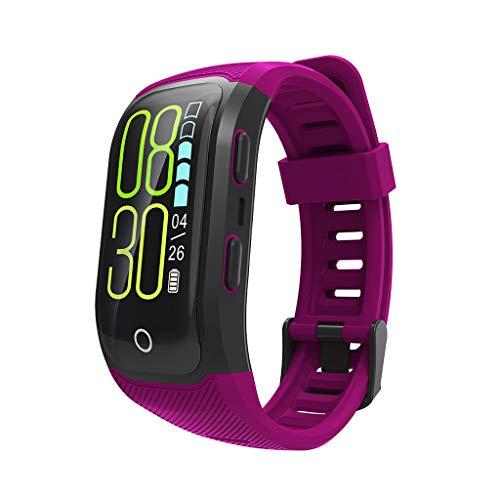 MEHE HOME M- Intelligente Armbanduhr des Farbschirms GPS Im Freien Ip68 wasserdichte Gesundheitsuhr