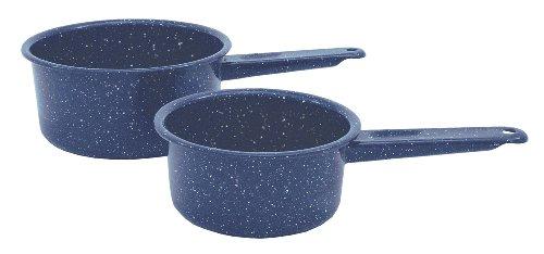 Granite Ware 6704-4 Saucepan Set, 1-Quart and 2-Quart