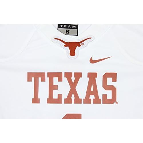 sale retailer 37690 80ebe Nike NCAA Big Boys Youth Texas Longhorns #1 Football Jersey ...