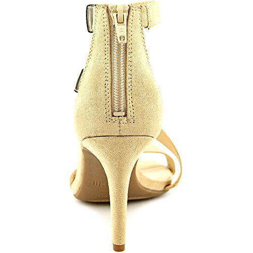 Bar III Womens Hillary Open Toe Casual Ankle Strap Sandals Natural e6gtE4