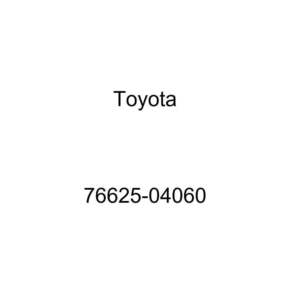 TOYOTA 76625-04060 Mudguard
