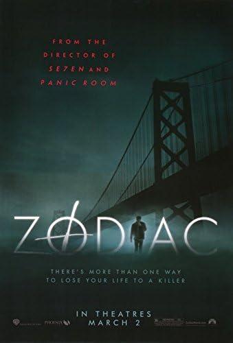Amazon.com: Movie Posters Zodiac 11 x 17: Posters & Prints